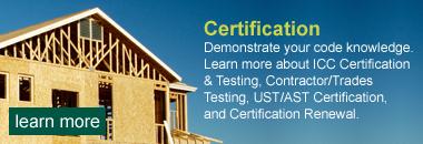 Certificaton