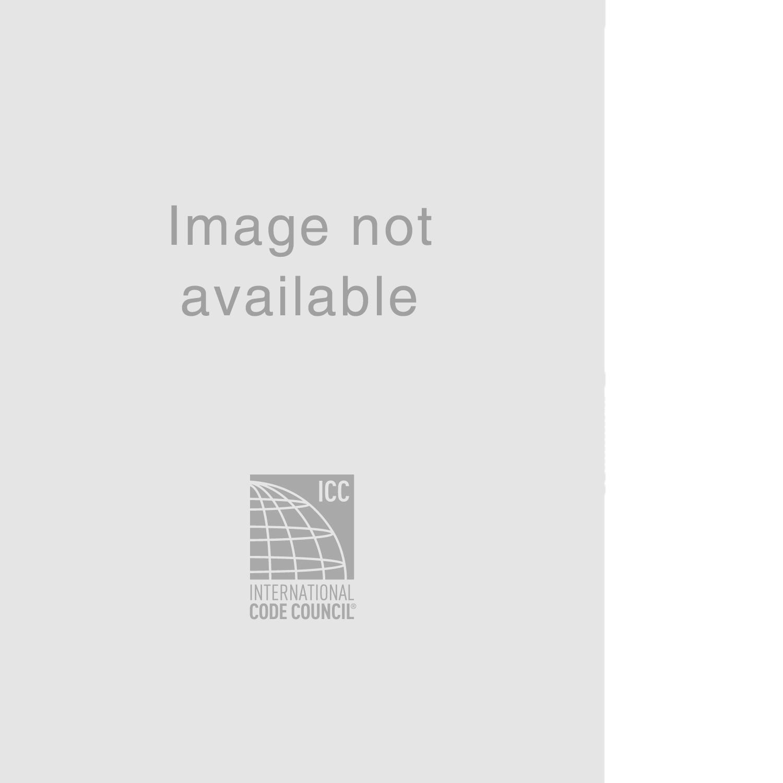 2018 International Zoning Code® (Cover Image)
